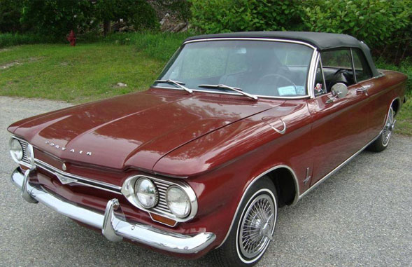 1964 Chevrolet Corvair Monza Convertible