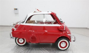 1957 BMW Isetta 300 Convertible