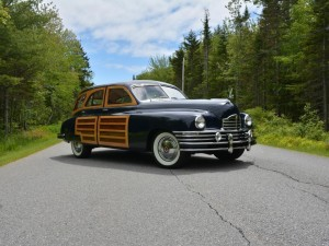 1948 Packard Deluxe Eight Station Sedan