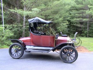 1913 Ford Model T Roadster