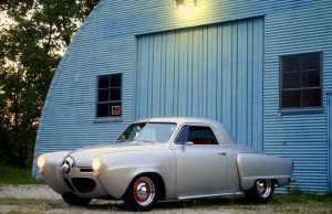 1949 Studebaker Champion Business Coupe