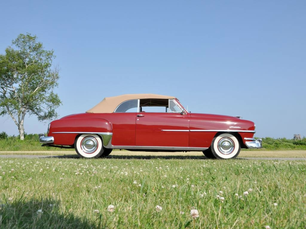 1952 Chrysler Windsor Deluxe