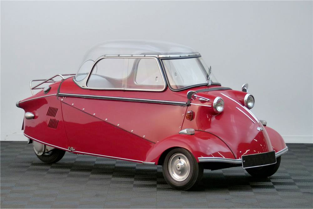 1961 Messerschmitt KR-200 Bubble Car