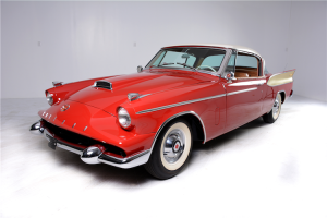 1958 Packard Hawk Sport Coupe