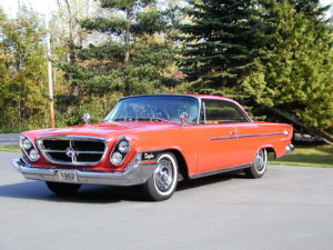 1962 CHRYSLER 300H HARDTOP