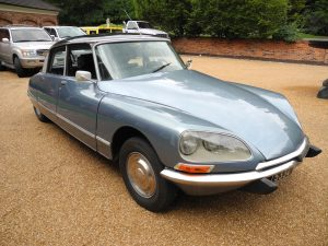 1973 Citroen DS23 Pallas EFI 4-Speed