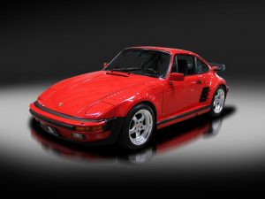 1989 Porsche 930 Turbo Slant Nose Coupe