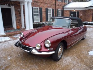 1966 Citroen DS21 Chapron