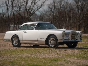 1958 Facel Vega FVS Series 4 Sport Coupe