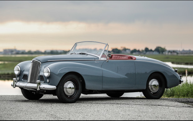 1955 Sunbeam-Talbot Alpine Mark III